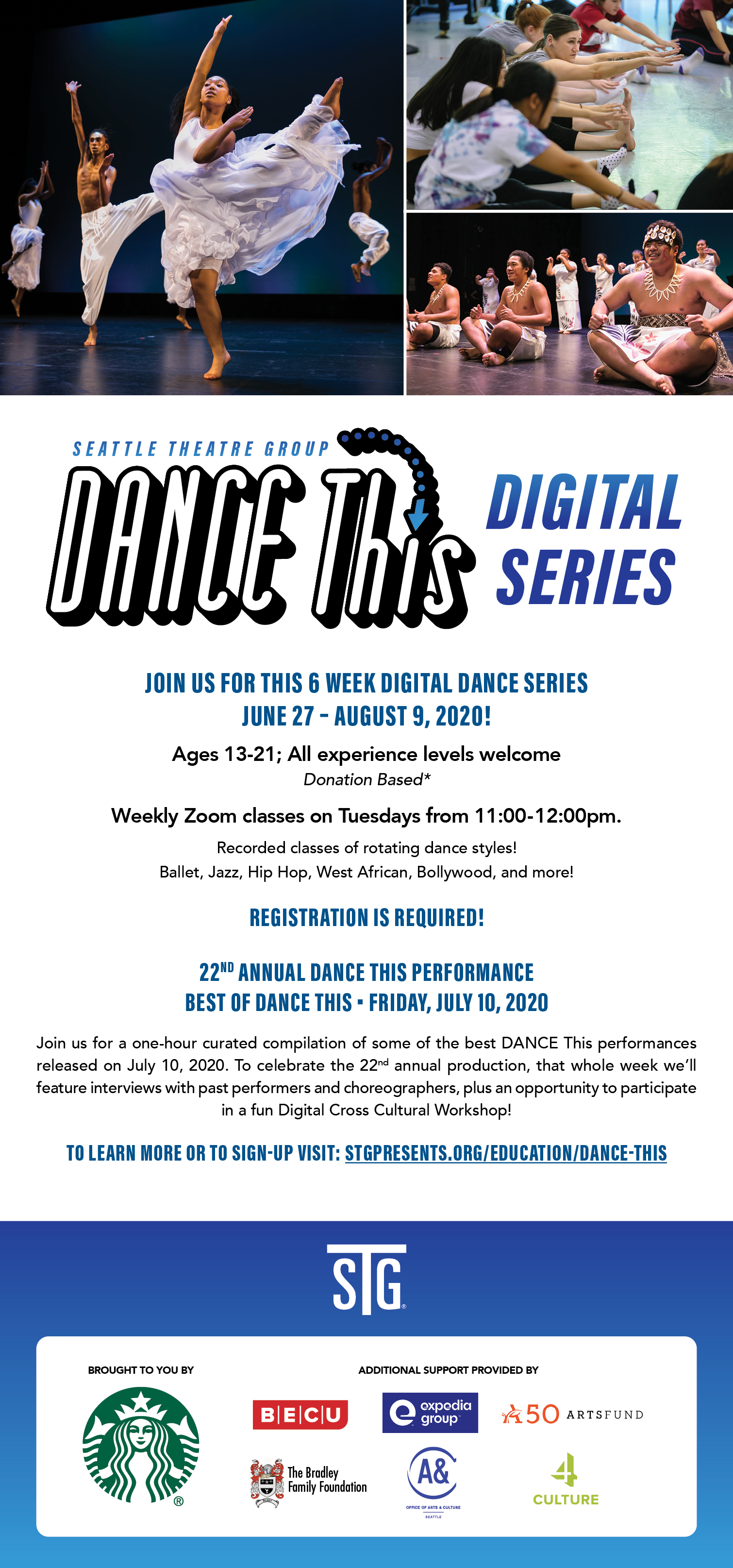 Dance This Flyer